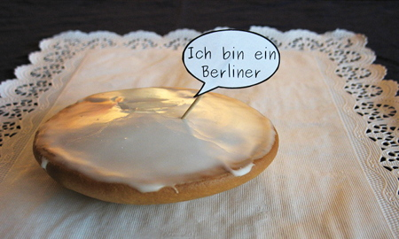 Ich bin ein Berliner